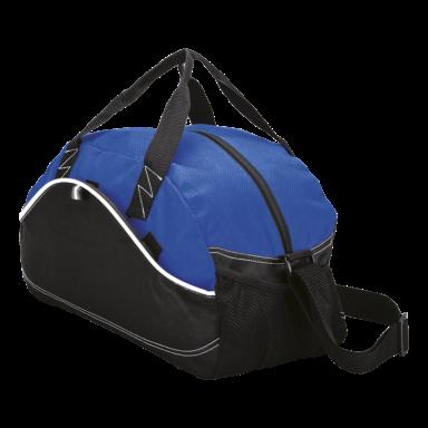 Dual Material Duffel Bag - 600D - Non-Woven