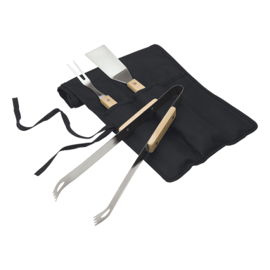 3 Piece Braai Set in Carry Case