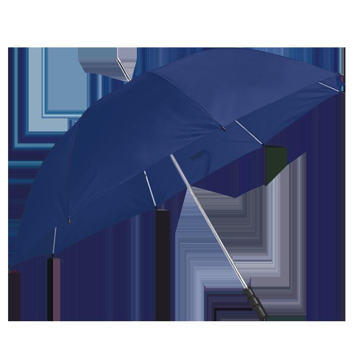 8 Panel Metal Ribbed Umbrella