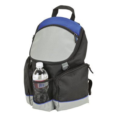 16 Can Backpack Cooler - 600D - PEVA Lining