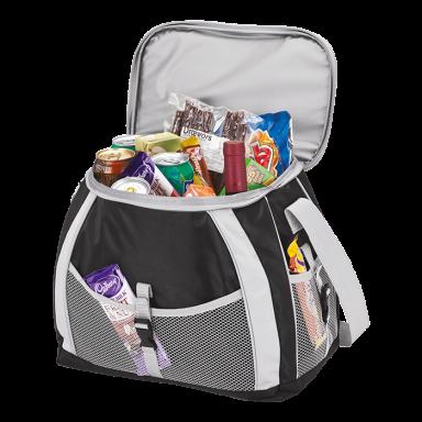 21 Litre Cooler Bag - 420D - PEVA Lining