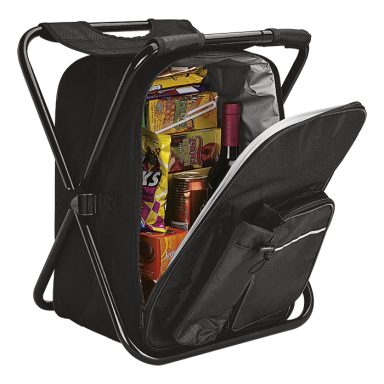 Picnic Chair Backpack Cooler - 420D - 600D - PEVA Lining