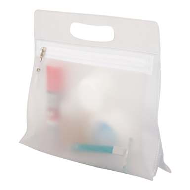 Translucent Zip Bag