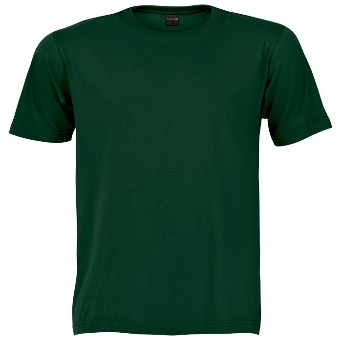 170g Barron Combed Cotton Crew Neck T-Shirt (TST170B)