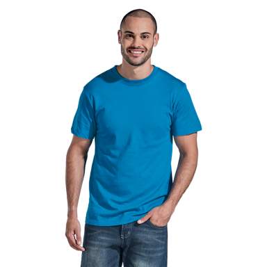 170g Barron Combed Cotton Crew Neck T-Shirt