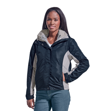 Ladies 3-In-1 Jacket