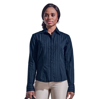 Ladies Civic Blouse Long Sleeve