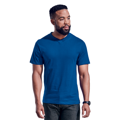 180g Barron V-Neck T-Shirt