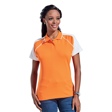Ladies Vector Golfer