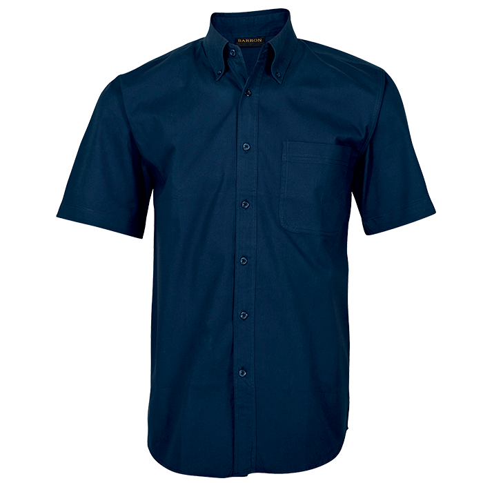 Mens Brushed Cotton Twill Lounge Short Sleeve (LO-TWILL)