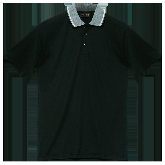 Mens Jacquard Collar Golfer (GO170B)