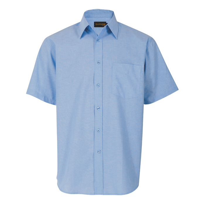 Mens Oxford Lounge Short Sleeve (LO-OX)