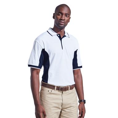 Mens Two-Tone Golfer