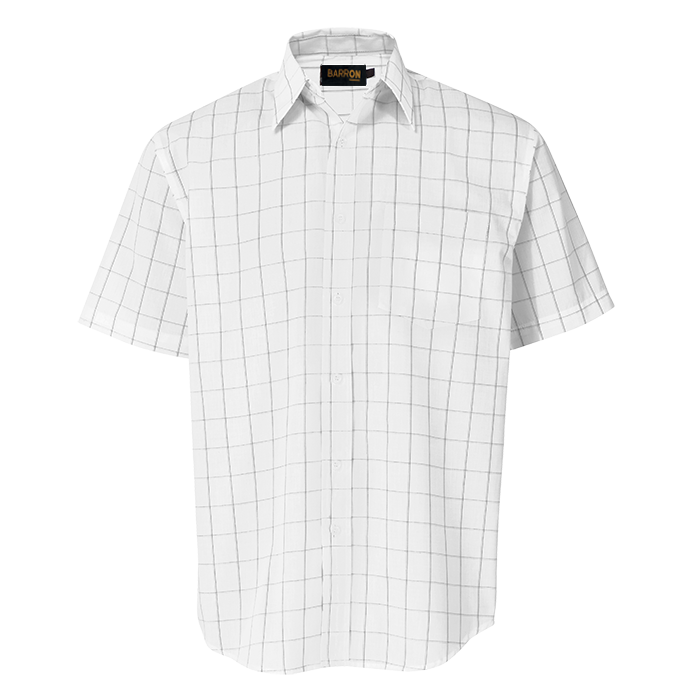 Metro Check Lounge Short Sleeve (LO-MC)