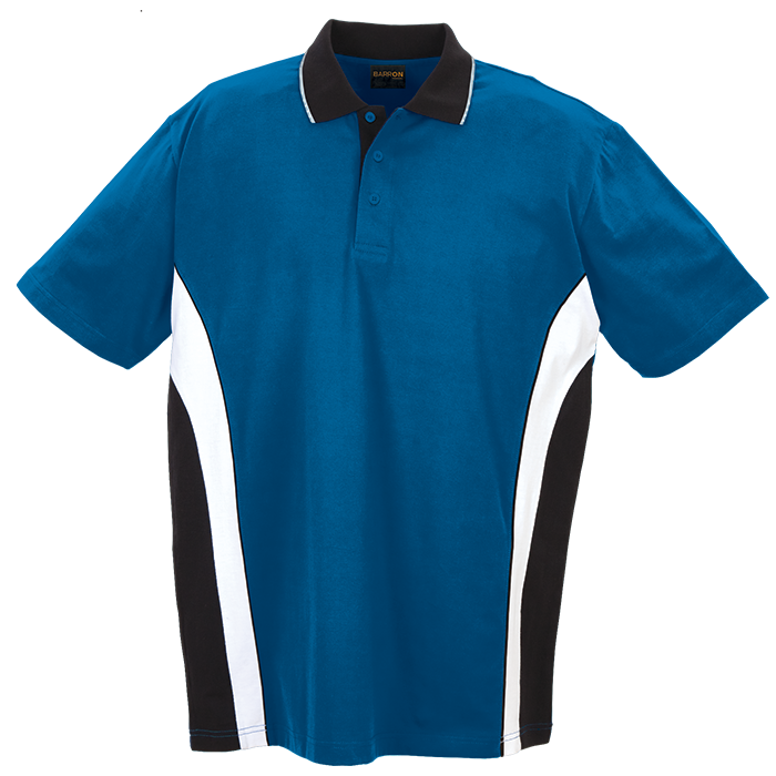 Mens Three Tone Golfer (THR)