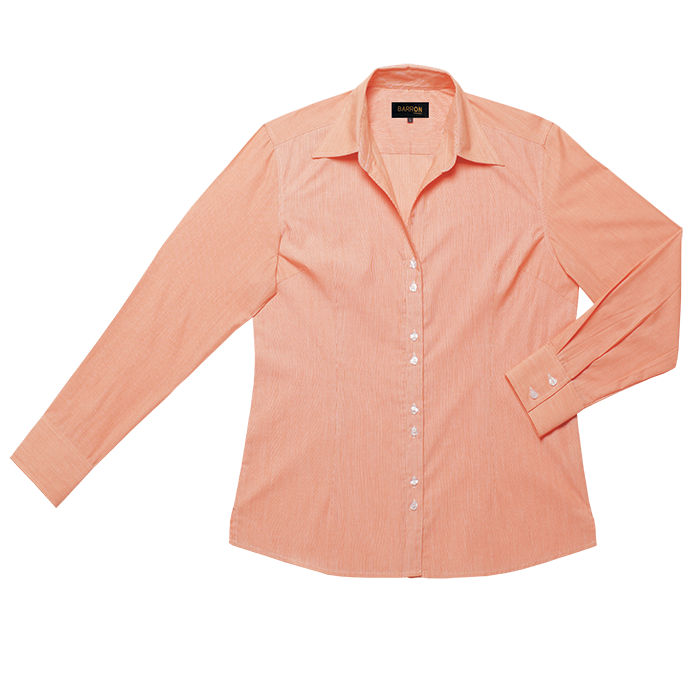 Ladies Century Blouse Long Sleeve (LL-CEN)