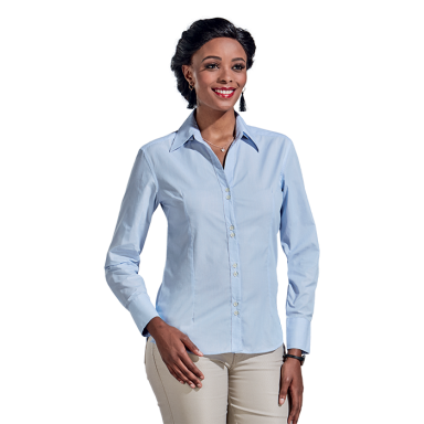 Ladies Century Blouse Long Sleeve