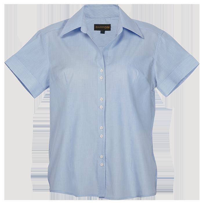 Ladies Century Blouse Short Sleeve (LL-CEN)