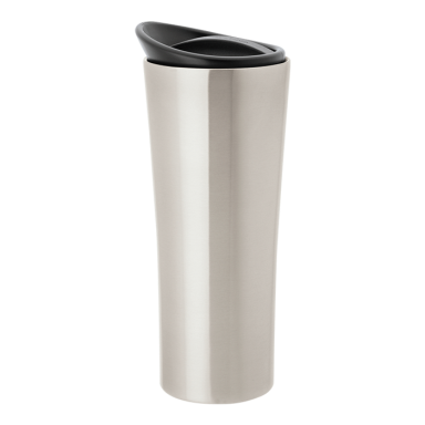 450ml Double Wall Steel Mug