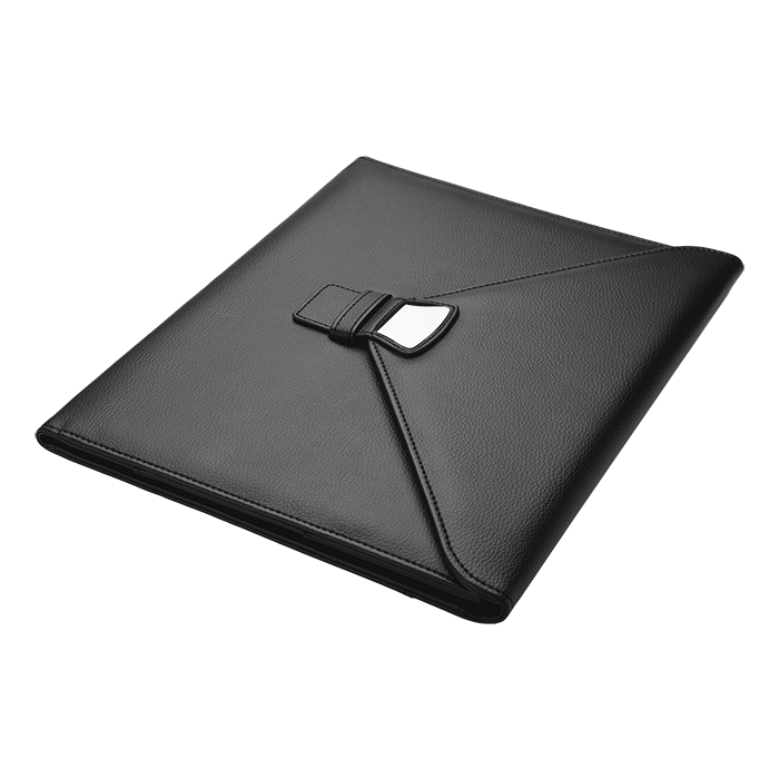BF0030 - A4 Lichee Folio with Tuck Flap - 40 Pages