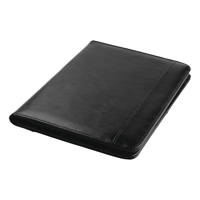 BF0027 - A5 Bonded Leather Folio - 30 Pages