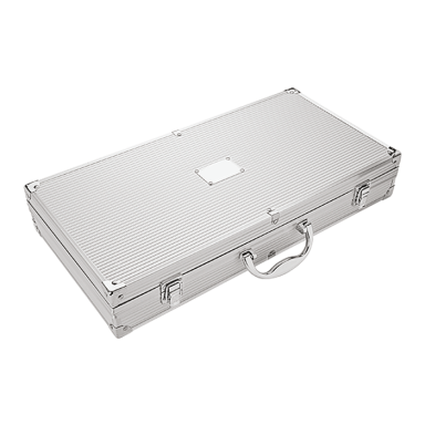 18 Piece Steel Braai Set