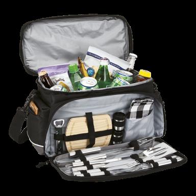 Cooler Bag with Braai Set