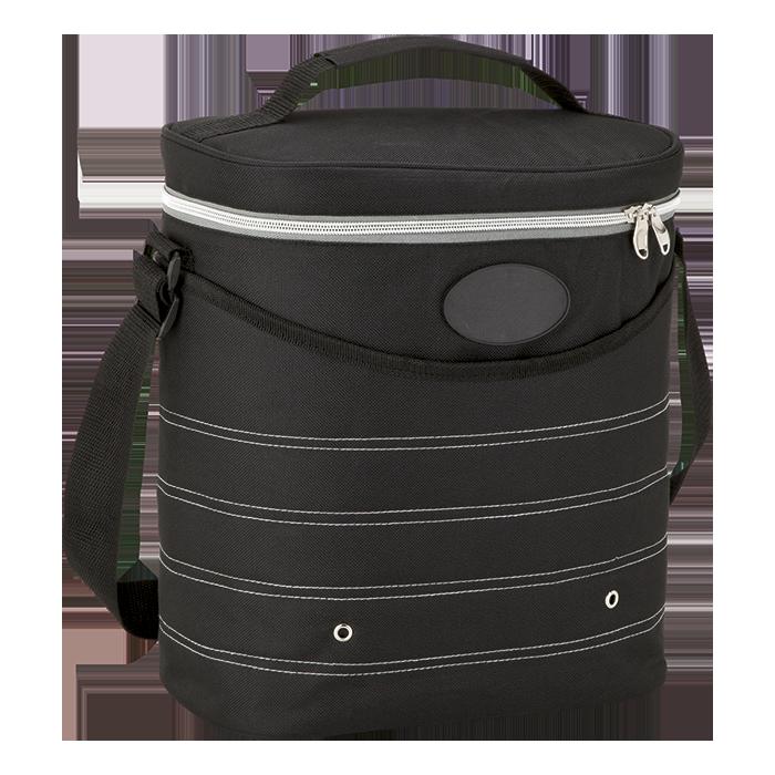 BC0015 - Oval Cooler Bag with Shoulder Strap