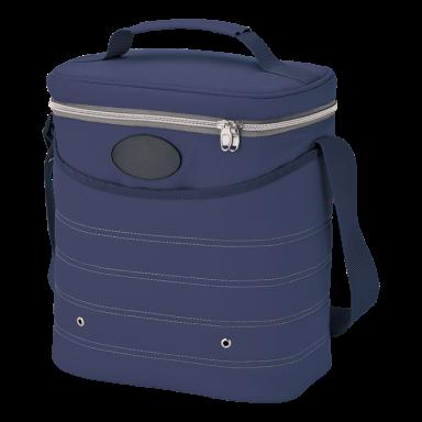 Oval Cooler Bag with Shoulder Strap