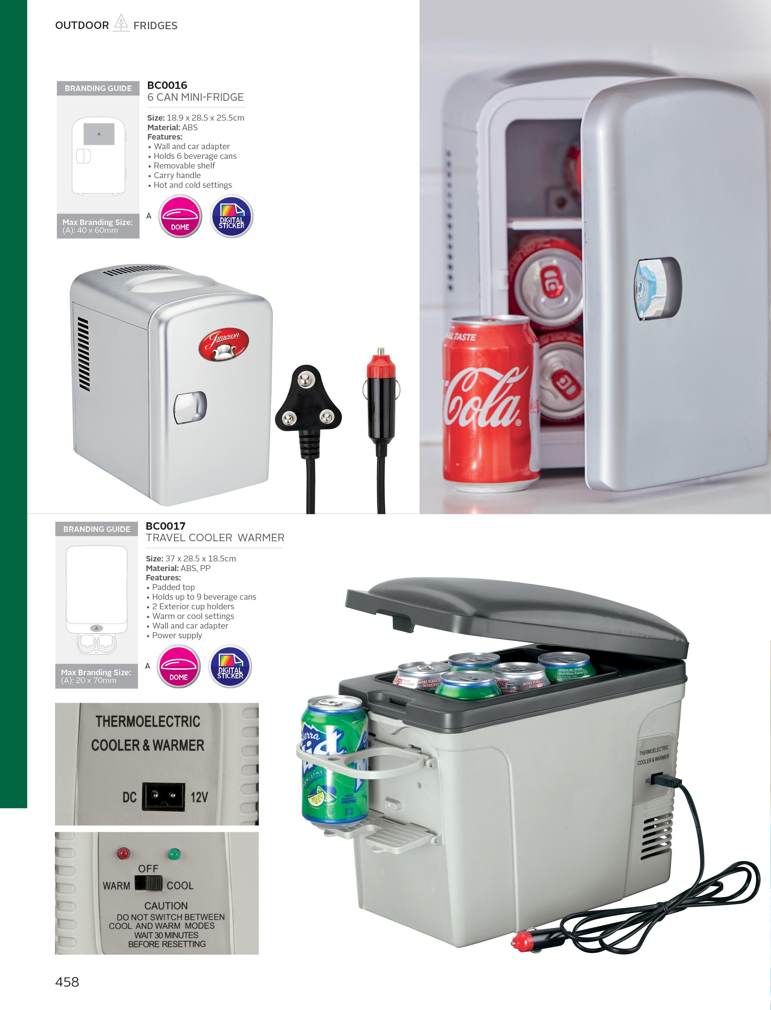 Travel Cooler Warmer | BrandCo Enterprises