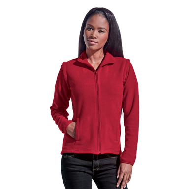 Ladies Ultra Micro Fleece (with zip Off Sleeves)