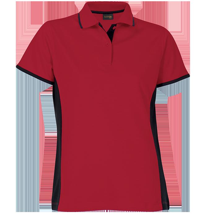 Ladies Two-Tone Golfer (L-GO210B)