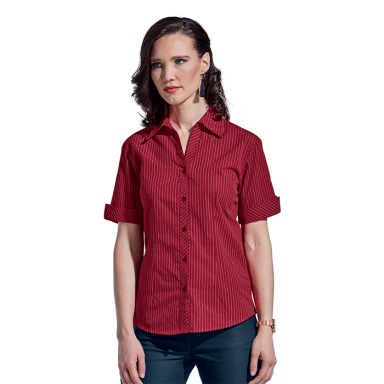 Ladies Quest Short Sleeve Blouse