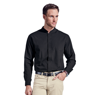 Mens Barista Lounge Long Sleeve