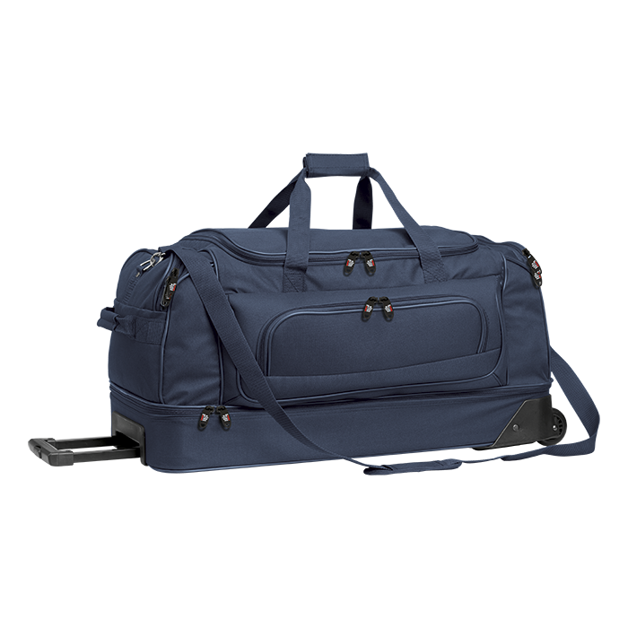 IND504 - Double Decker Trolley Bag