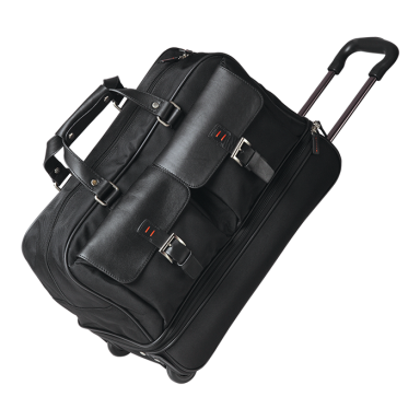 Europa Double Decker Trolley Bag