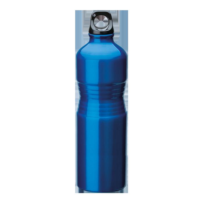 BW0025 - 680ml Shaped Aluminium Water Bottle