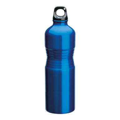 680ml Shaped Aluminium Water Bottle