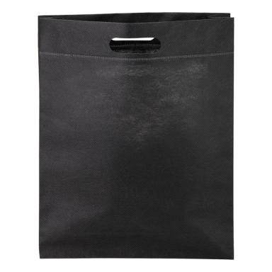 Non Woven Shopper with Bottom Gusset