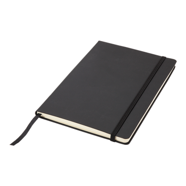 A5 Notebook with Elastic Band Closure