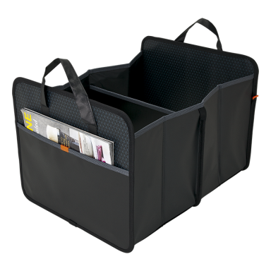 Two Compartment Portable Boot Organiser