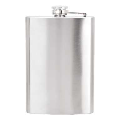 Hip Flask - 304 Stainless Steel