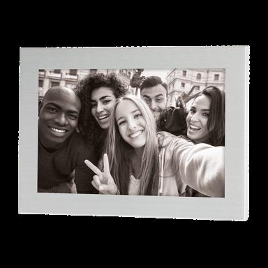 10cm x 15cm Aluminium Photo Frame
