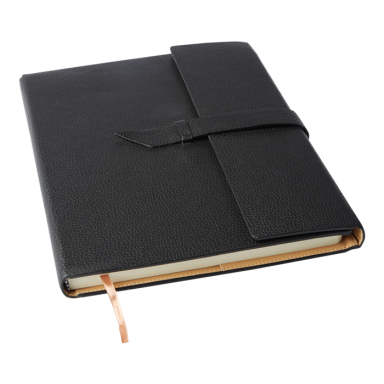Executive A4 Notebook with Strap