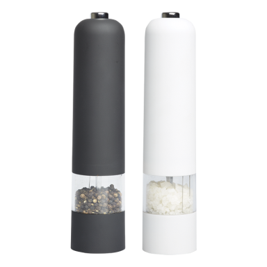 Salt and Pepper Mill Set