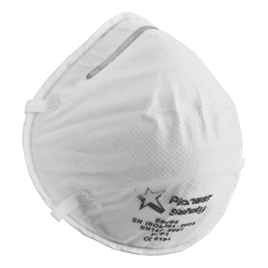 Dust Masks - FFP2 (Box of 20) (WA009)