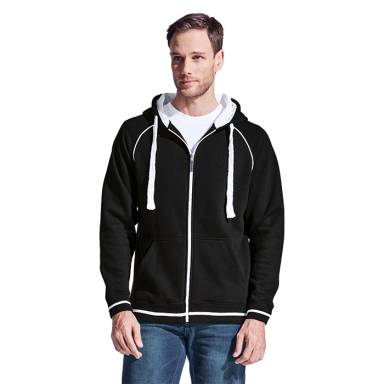 Mens Harvard Hoody