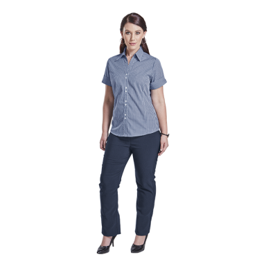 Ladies Sentinel Blouse Short Sleeve