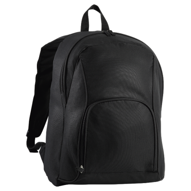 Puffed Front Pocket Backpack