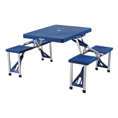 4 Person Picnic Table and Chairs